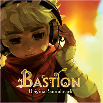 Bastion OST Cover