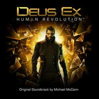 Deus Ex 3 OST Cover