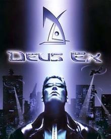 Deus Ex Cover Art