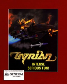 Tyrian Cover Art