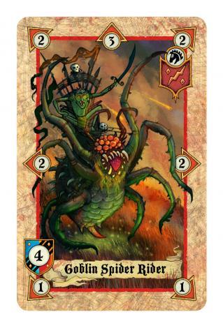 LoW - Goblin Spider Rider