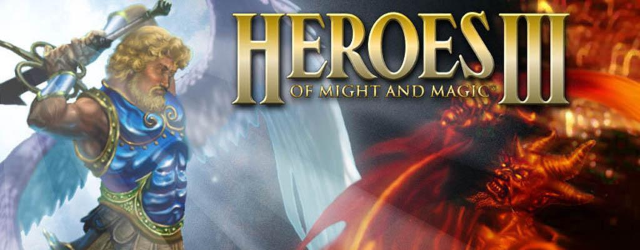 Heroes of Might and Magic 3 banner