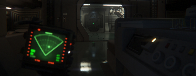 Alien Isolation - Motion Scanner