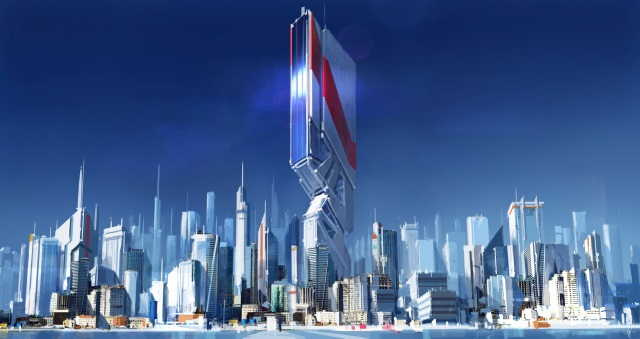 Mirror's Edge small
