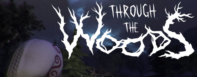 Though The Woods Banner